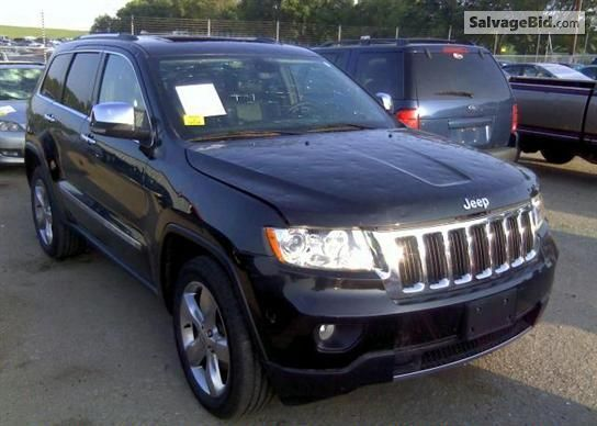 2013 Jeep Grand Cherokee Vin 1c4rjfbg1dc543248 With Images