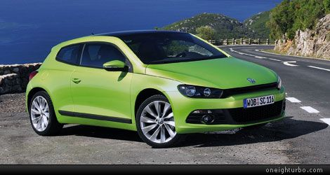 Vw Scirocco Usa >> Vw Scirocco Not For Sale In The U S A Vw Scirocco
