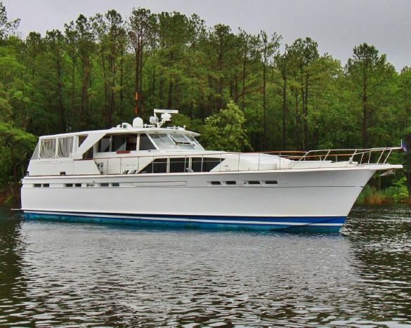 1968 chris craft 60 commander power boat for sale fiberglass classics. Black Bedroom Furniture Sets. Home Design Ideas