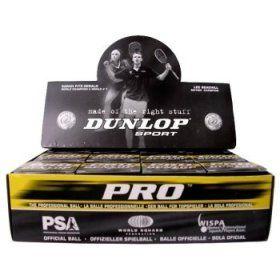 Dunlop Pro High Altitude - Green Dot (One Dozen) Squash Balls, 2015 Amazon Top Rated Squash #Sports