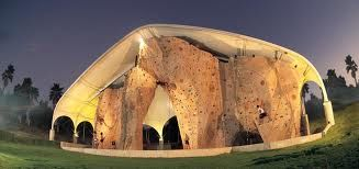 Covered bouldering walls (With images) Rock climbing gym