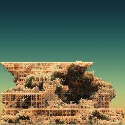 Procedural Generation — Voxel Automata Terrain A voxel
