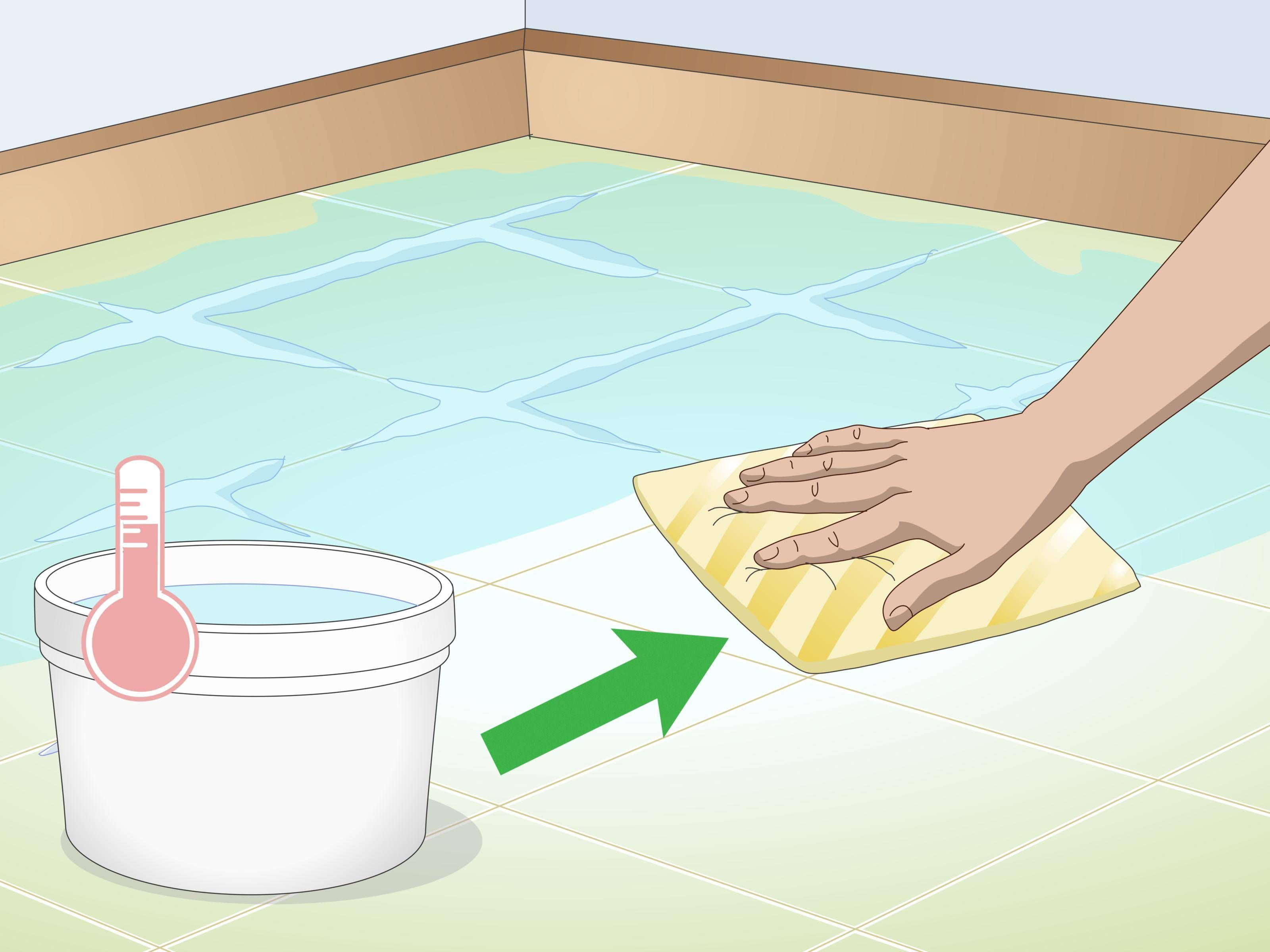 What To Use Clean Bathroom Tile Cleaning Tiles