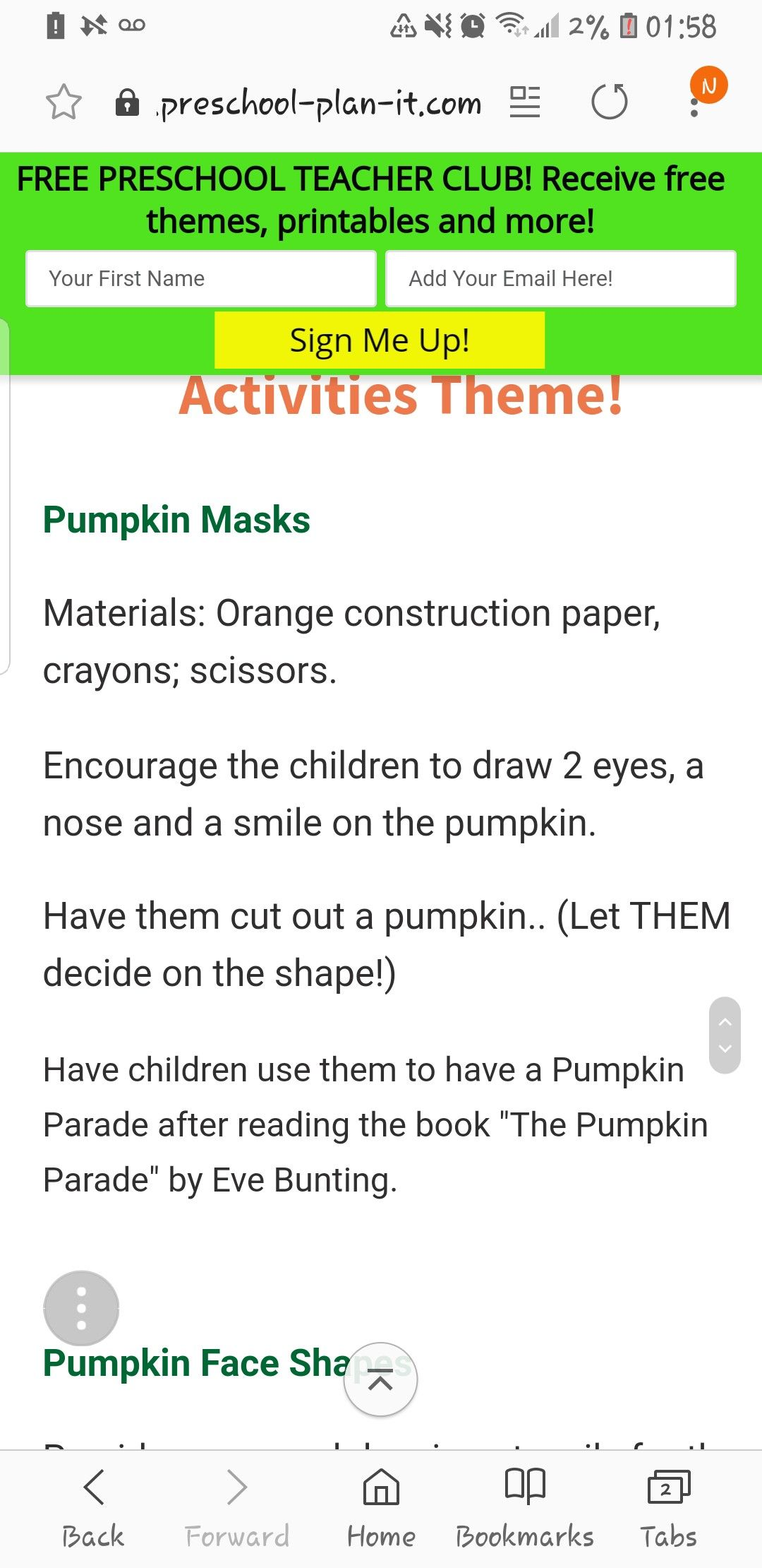 Pin By Karina Coletti On 10 October Fall Arts Amp Crafts