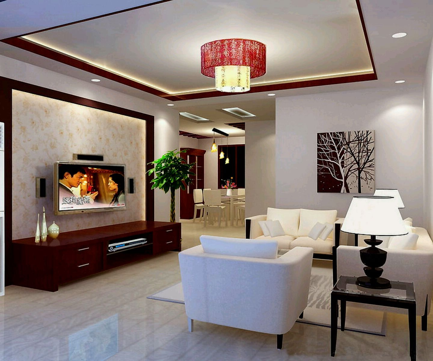 Modern Interior Decoration Living Rooms Ceiling Designs: Pin By Adil Taj On Ceiling In 2019