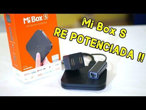 17 Ideas De Mi Box S Tv Youtube Aplicaciones Para Smart Tv