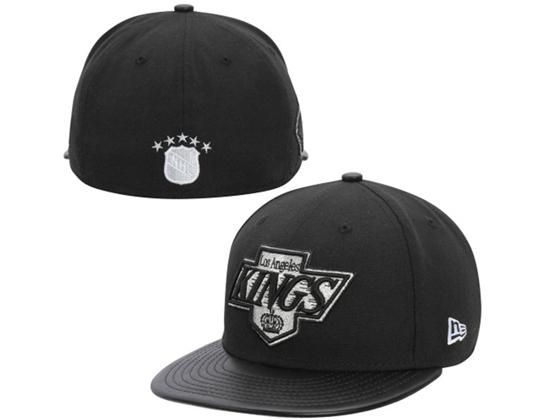 Los Angeles Kings Black Etcher 59fifty Fitted Baseball Cap By New Era X Nhl Fitted Baseball Caps Fitted Hats Los Angeles Kings