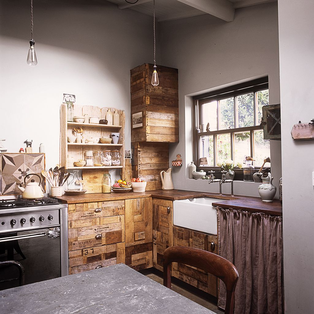 Campagne Anglaise | Anna, Kitchens and Cabin