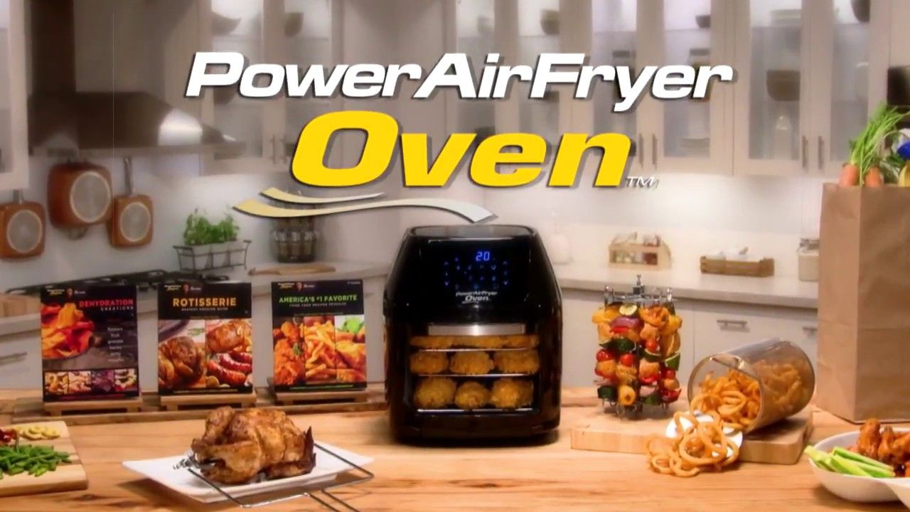 Unboxing your Power AirFryer Oven Air fryer recipes, Air