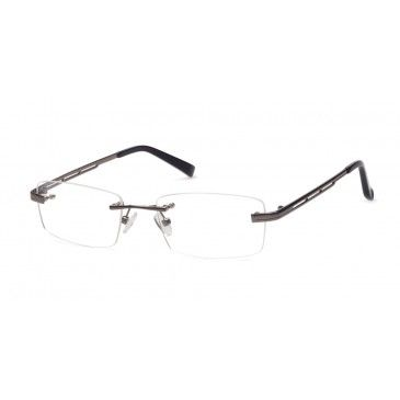 fef92a1a4fb8 The invisible rimless eyeglass frames are simple yet classy designs ...