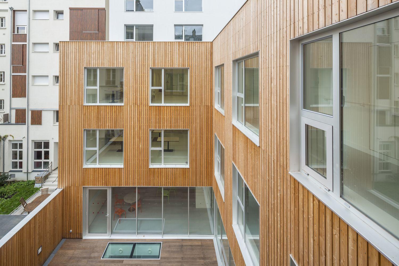 Gallery of Planchette Sheltered Housing / AZC - 2