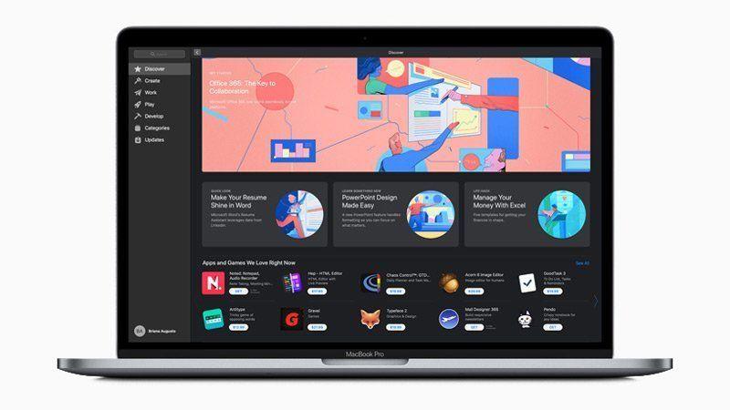 Το Microsoft Office 365 διαθέσιμο στο Mac App Store της Apple