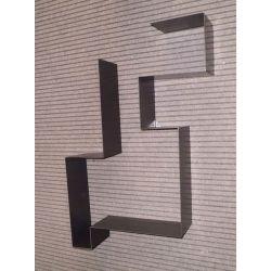 LIBRERIA porta CD DVD Design Ferro . Realizzazioni Personalizzate ...