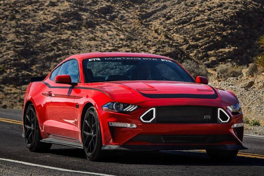 Ford Mustang Series 1 (2019) : un kit signé RTR | Ford ...