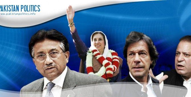 Pakistan Politics voting