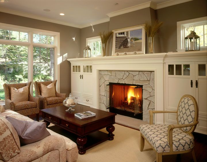 cozy living room with fireplace. Cozy Living Room With Fireplace Decoration. There Is Nothing That Can Make Your Feel Cozier Than A G