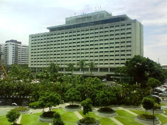 Designed By National Artist Leandro Locsin The Intercontinental Manila Is Teeming With Its Own History And Character Group