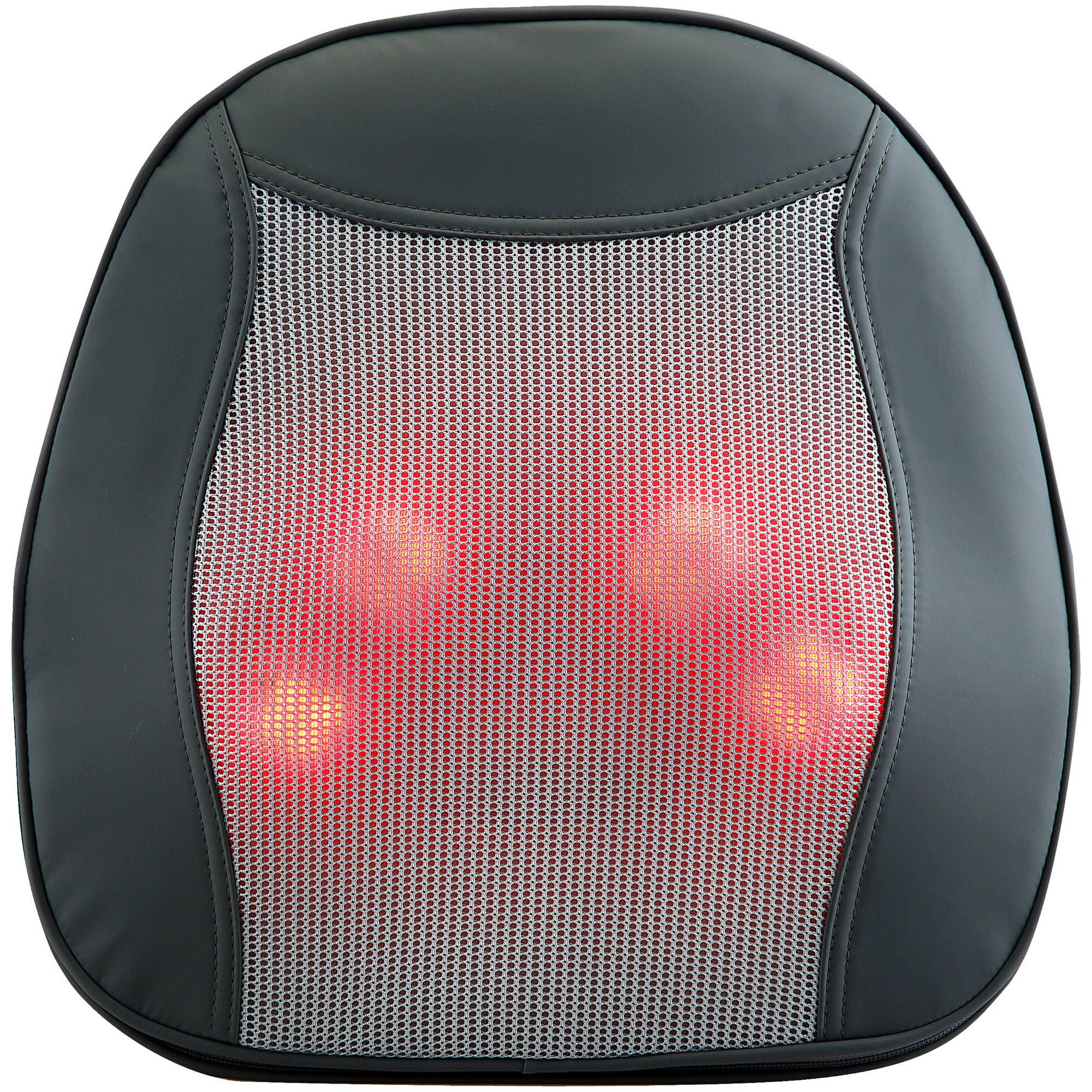 Homedics Thera P Seat Cushion Massager For Back With Heat Deep