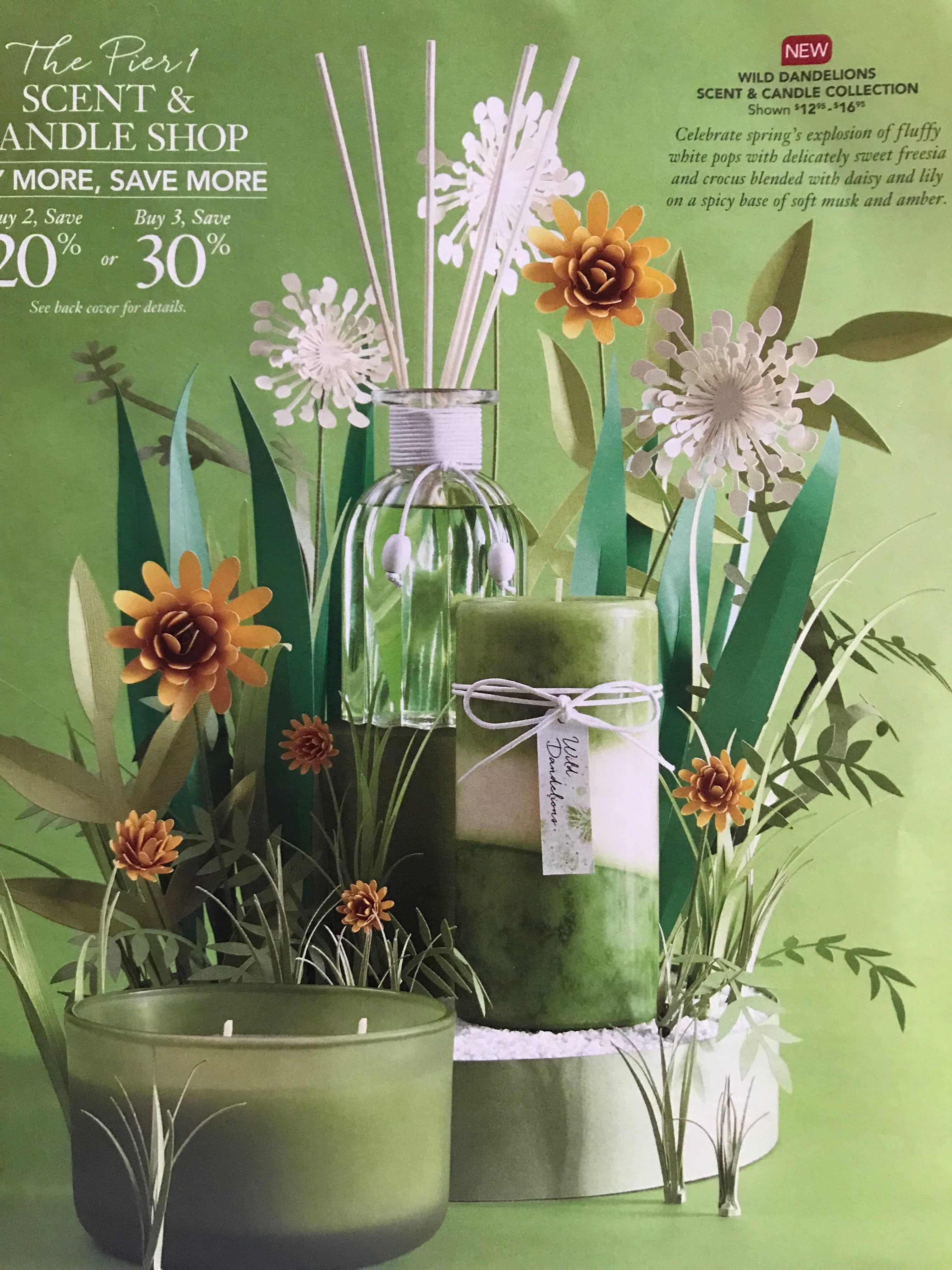Paper Flowers Candle Collection Candle Shop Paper Flowers