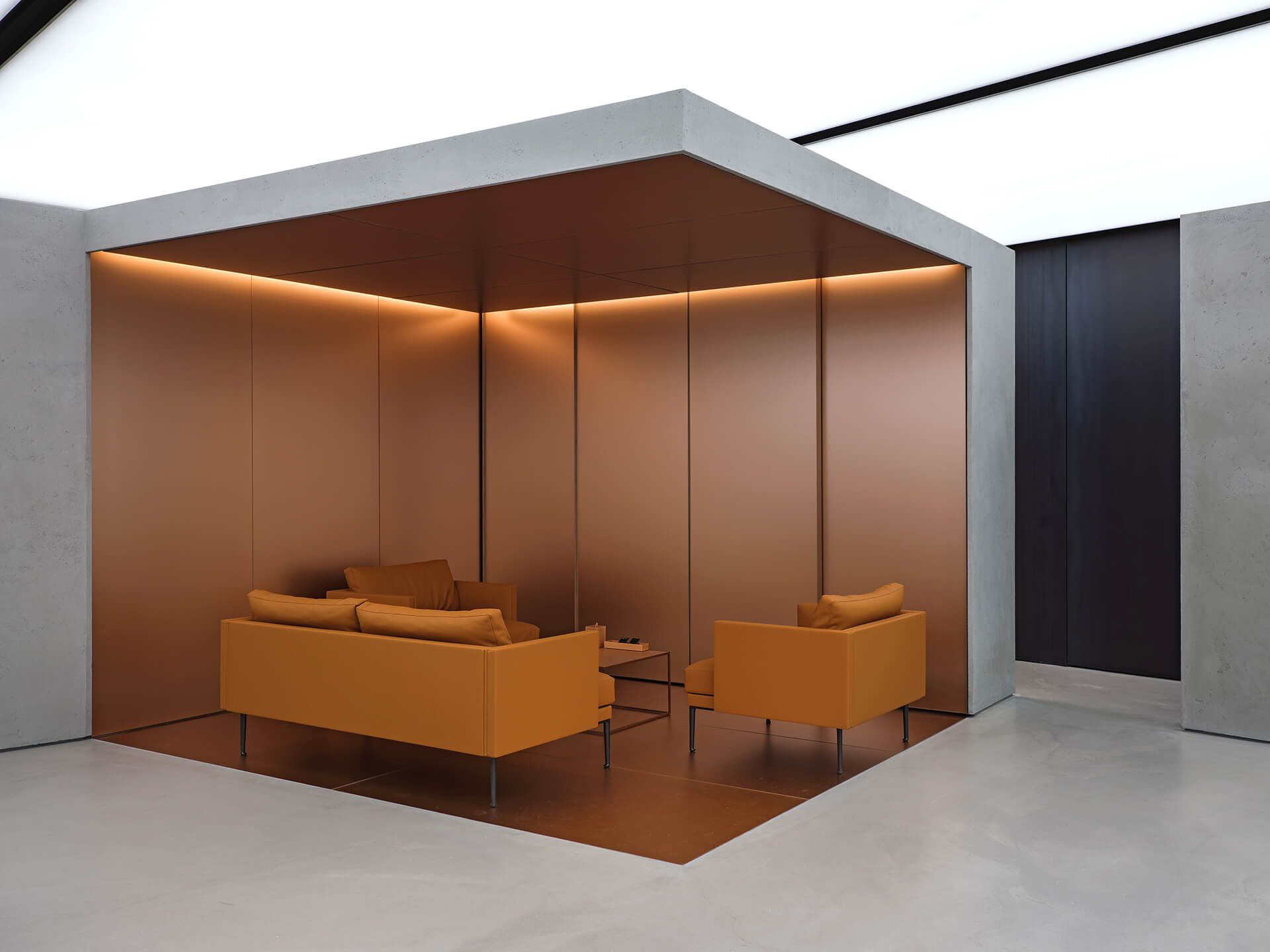 Retail Design Bureau.Designed For Intimate Discovery Oma S Hyundai Showroom Is Spatial