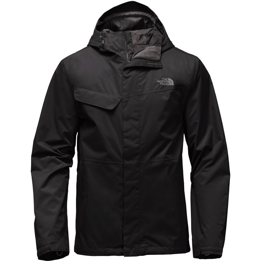 ca778ce04 The North Face - Men's Beswick 3-in-1 Triclimate Jacket - Tnf Black ...