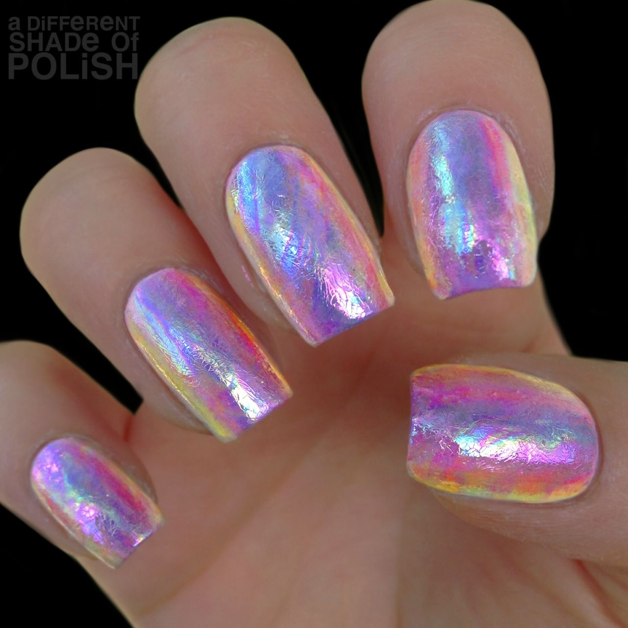 A Different Shade of Polish : Photo | Nailaholic | Pinterest | Opal ...