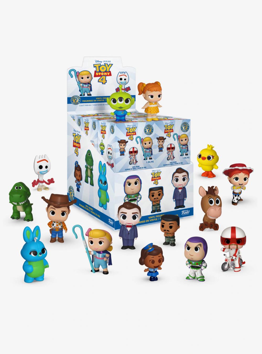 NEW Disney Pixar Toy Story 4 Mini Figure in Blind Bags Mystery Pack Series 1 /& 2