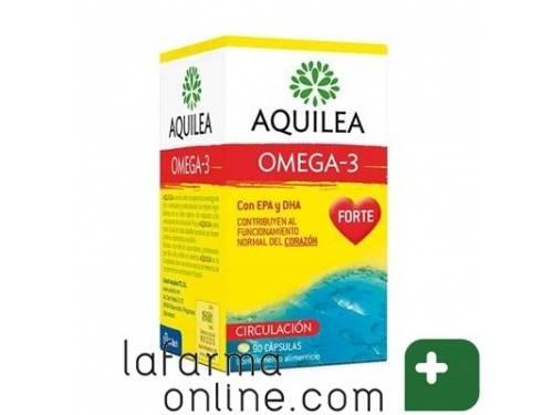 Aquilea omega 3 forte 90 cápsulas