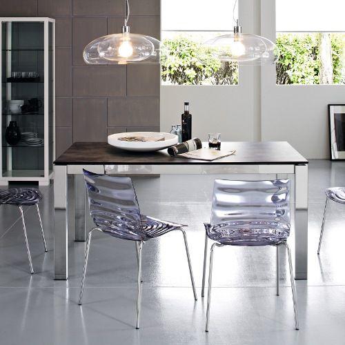 L\'Eau Chair | Dining spaces | Interior design, Arredamento, Design