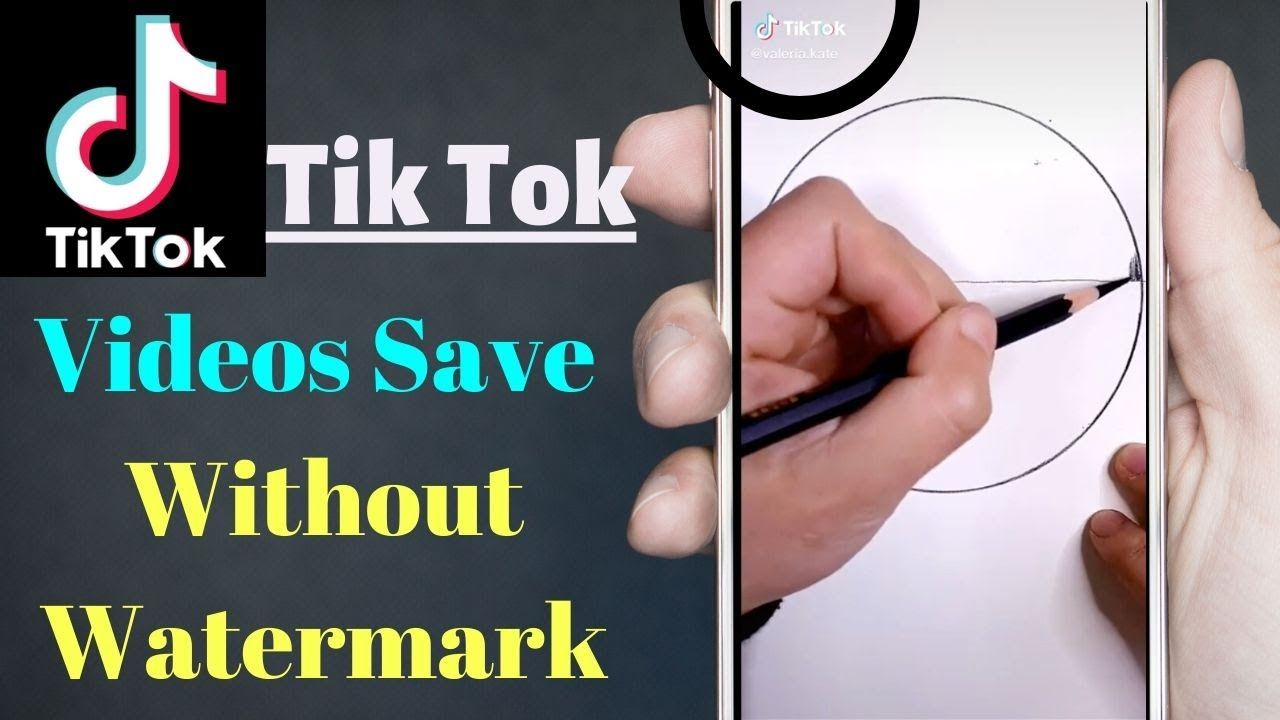 How To Download Tik Tok Video Without Watermark Tik Tok Video Without In 2020 Tik Tok Tok Video