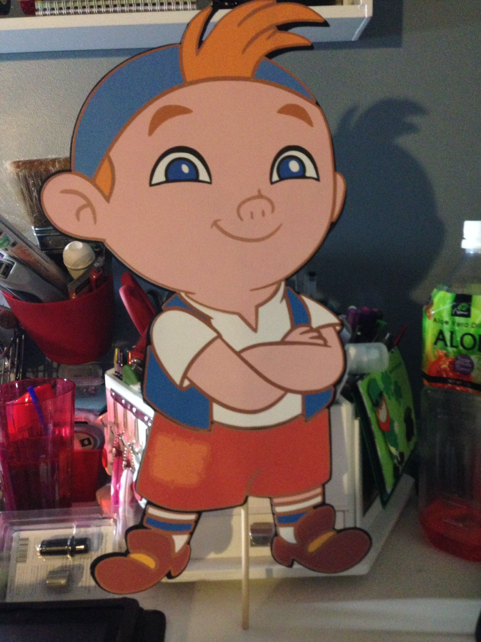 2ft Cubby from Jake & The Neverland Pirates