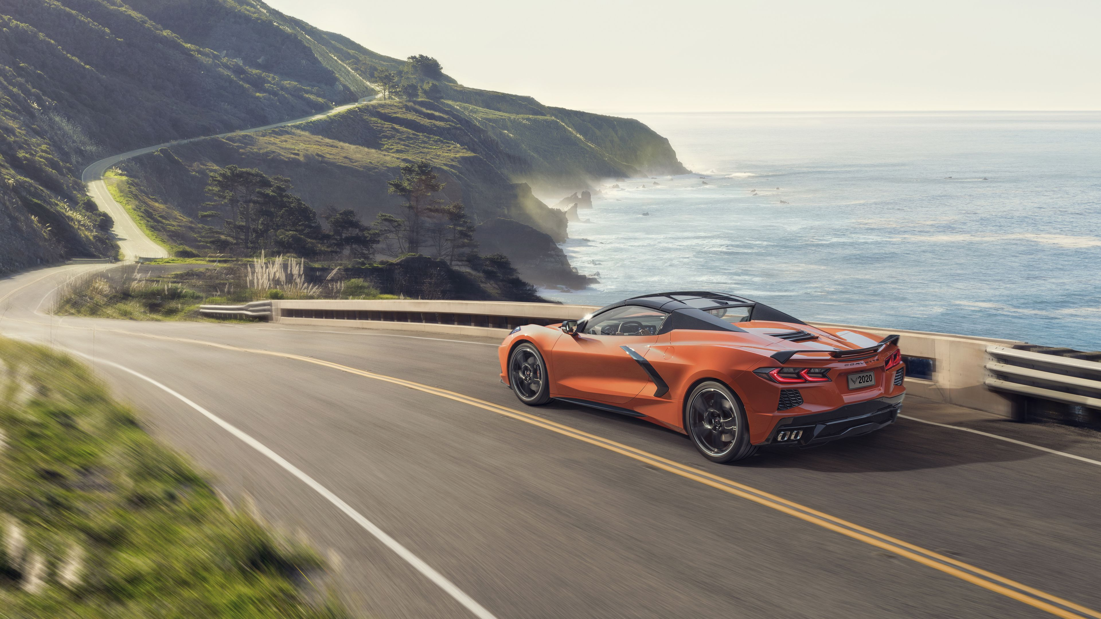 Chevrolet Corvette C8 Stingray Convertible 2020 Hd Wallpapers Chevrolet Wallpapers Chevrolet Corvet Corvette Convertible Chevrolet Corvette Corvette Stingray