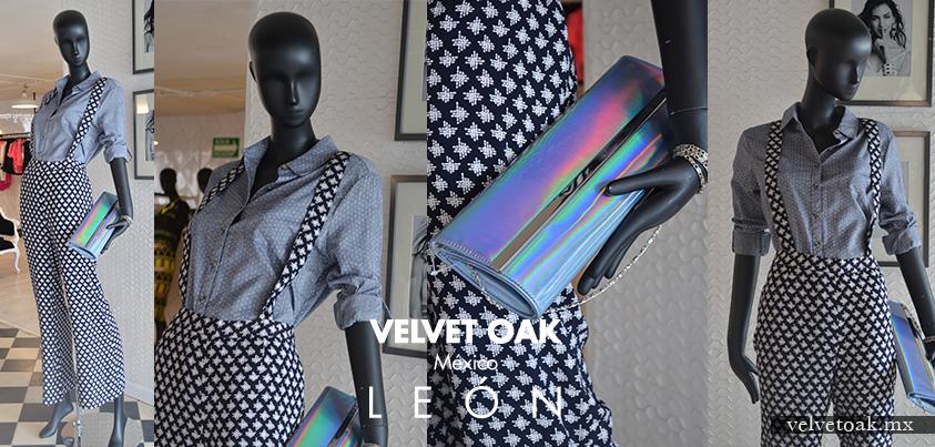 Polk dot #velvetoak León