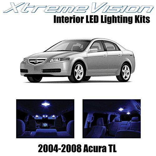 XtremeVision Interior LED For Acura TL 2004-2008 (14