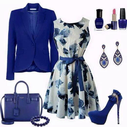 Azul...