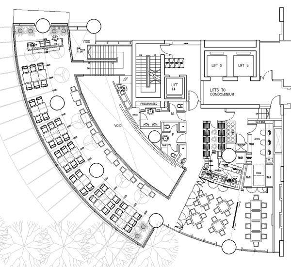 Sevenatenine cafe restaurant design pinterest restaurant design and cafe restaurant - Restaurant layout ...