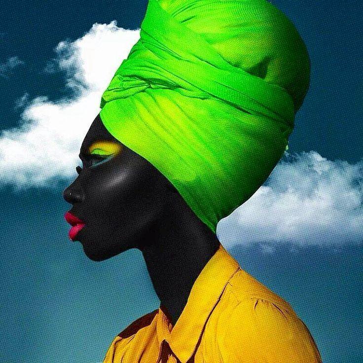 African Beauty. Stunning.