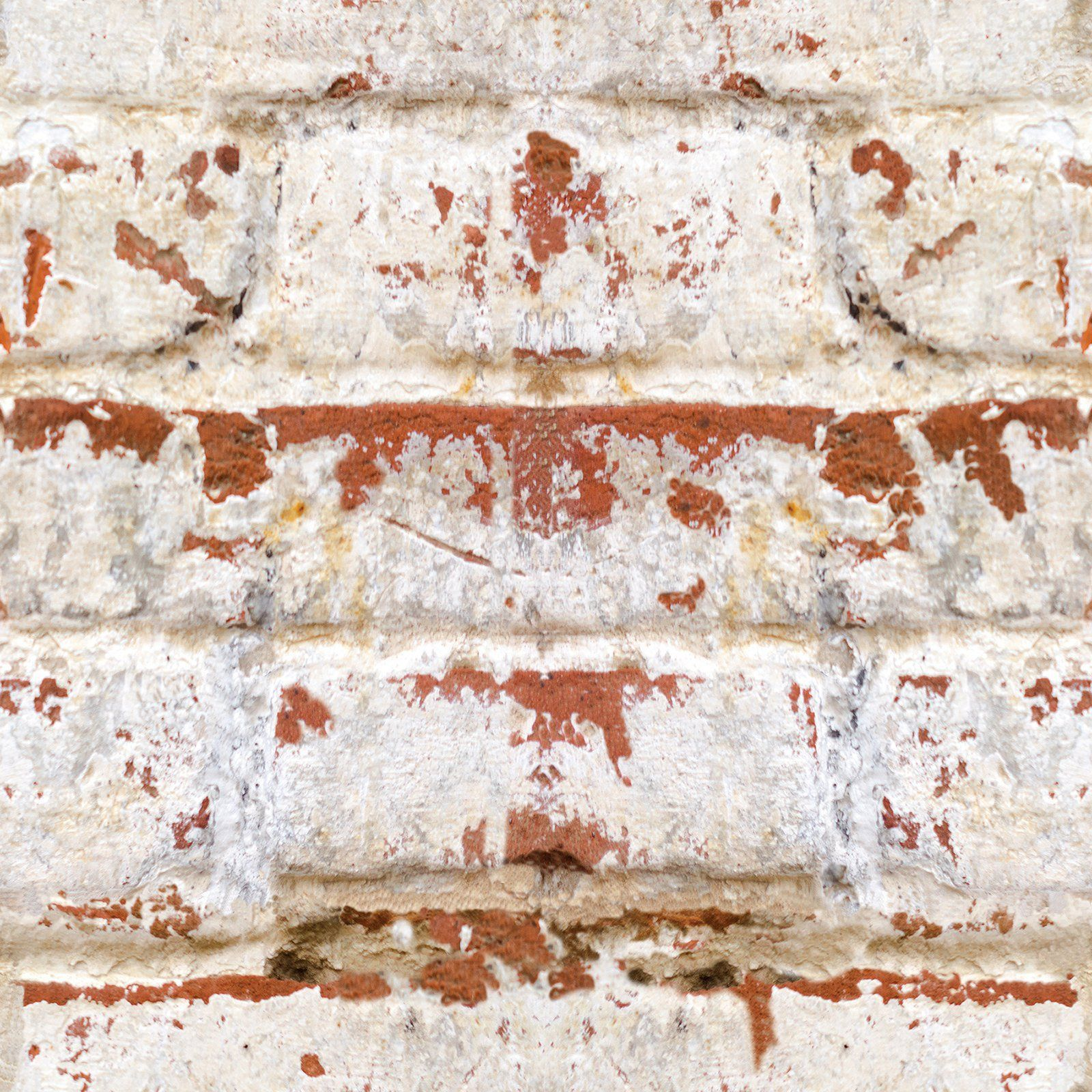 old bricks peel and stick foam tiles