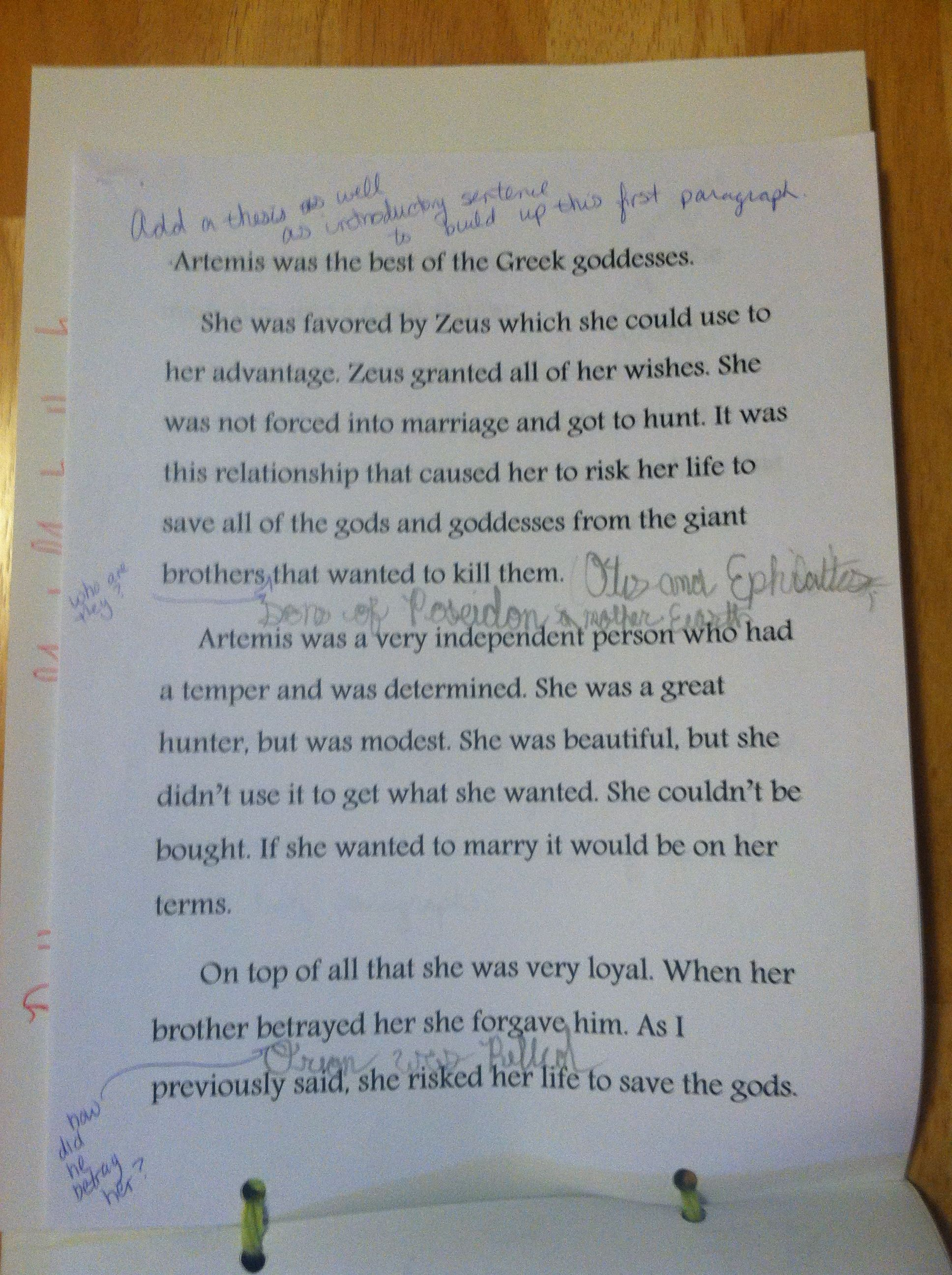 Ancient greece essay conclusion