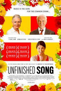 Unfinished Song 2012 Songs Songs 2013 Tearjerker