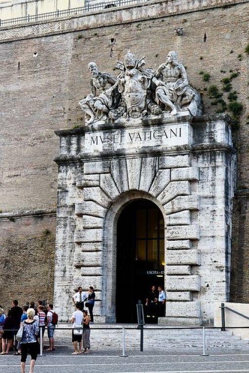 Vatican CityRome... #sacredarchitecture #sacred
