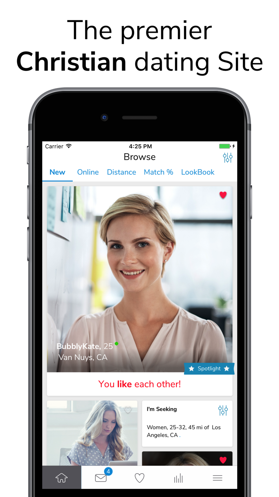 Online-dating-apps christian