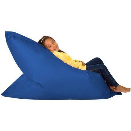 Hi Bagz 174 Kids Bean Bag 4 Way Lounger Giant Childrens