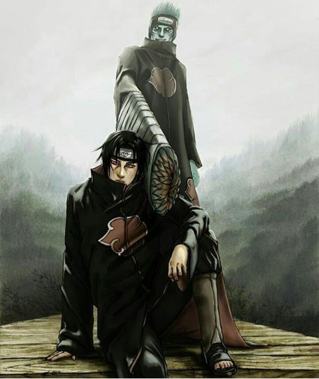 Pin by gk!! on NARUTO SHIPPUDEN Itachi uchiha, Itachi