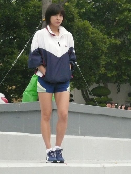 "Ha Ji Won Showed Her Perfect Legs On ""Korea"" (코리아 ..."