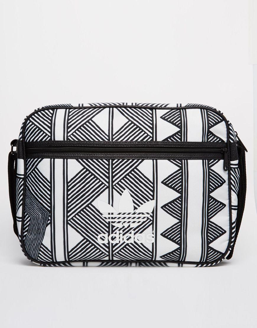 a7b60d300 Image 1 of adidas Originals Airliner Bag | Adidas | Adidas bags ...