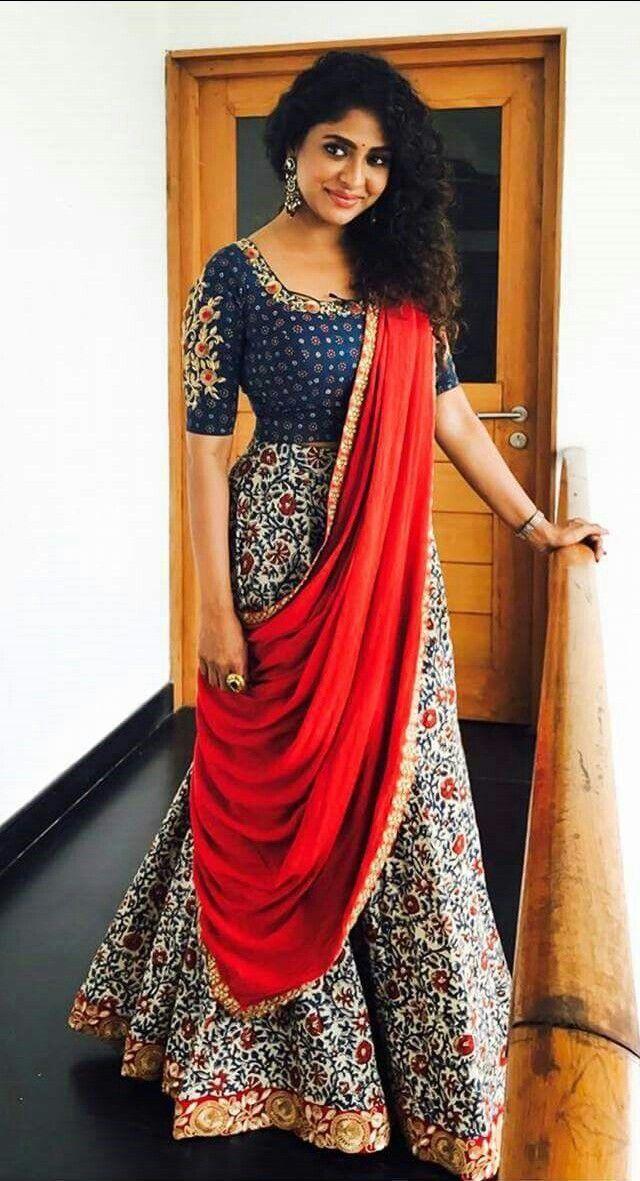 Indische kleider nahen