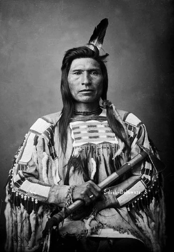 Flathead man Shot In The Hand - Teet-cst 1884 #mensnativeamerican #beadedjewelry,nativeamericanjewelry,handemadejewelry,handmadenecklace,handmadeearring #nativeamericanindians