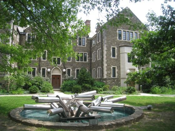Bard College Sooooo Beautiful And Great Local Food In The Campus