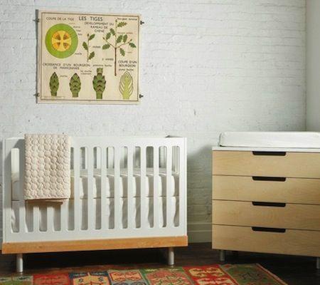 Green Eco Friendly Baby Nursery Tips
